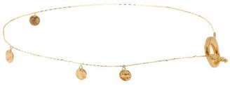 Alighieri No More Tears 24kt-gold Chain Belt - Womens - Gold