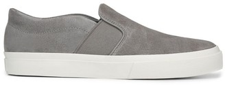 Vince Fenton Suede Slip-On Sneakers