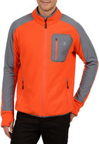 Champion Textured Pill-Resistant Microfleece Jacket