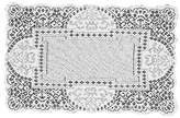 Heritage Lace Canterbury Classic 14-Inch by 19-Inch Placemat