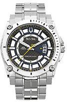 Bulova Men's Precisionist Stainless Steel Watch