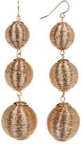 Natasha Accessories Wired Sphere Drop Earrings