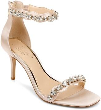 Badgley Mischka Odele Ankle Strap Sandal