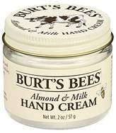 Burt's Bees Almond & Milk Hand Creme 2 oz (Pack of 2)