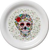 Fiesta Skull and Vine Sugar Appetizer Plate