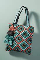 Anthropologie Tamati Tote Bag