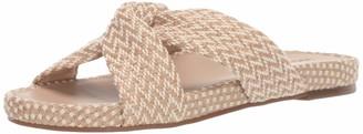Lucky Brand Women's FYNNA Flat Slide Sandal