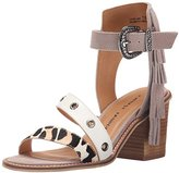 Chinese Laundry Women's Cowgirl Split Sue Heeled Sandal