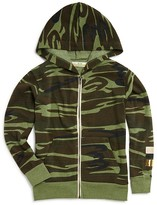Vintage Havana Girls' Camo Peace Sign Hoodie - Sizes S-XL