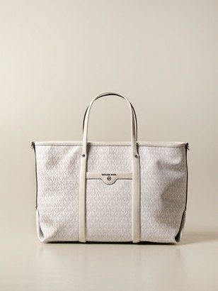 MICHAEL Michael Kors Shopping Bag In Monogram Canvas
