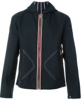 Moncler Gamme Bleu reversible hooded jacket - men - Polyamide/Cashmere/Virgin Wool - 2