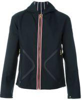 Moncler Gamme Bleu reversible hooded jacket