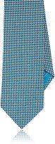Brioni Men's Neat-Pattern Silk Necktie