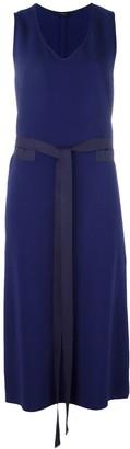 Joseph tie waist dress