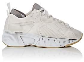 Acne Studios Men's Rockaway Suede Sneakers - White