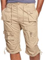 Sean John Men's Shorts Big and Tall, Classic Flight Cargo Shorts