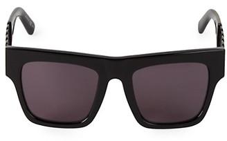 Stella McCartney 52MM Oversized Square Sunglasses