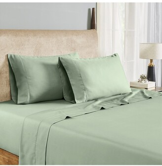 Modern Threads 1200Tc Tri-Blend 6Pc Sheet Set