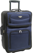 """Traveler's Choice Amsterdam 29"""" Expandable Rolling Upright"""
