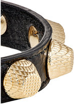 Balenciaga Women's Arena Giant Stud Bracelet