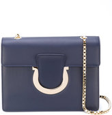 Salvatore Ferragamo Thalia shoulder bag - women - Calf Leather - One Size