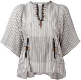 Etoile Isabel Marant Joy top - women - Cotton - 38