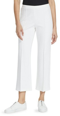 Lafayette 148 New York Houston Cropped Pull-On Pants