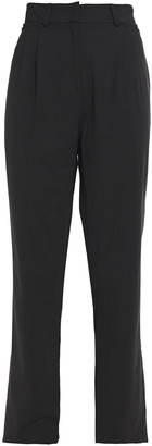 Ronny Kobo Stretch-wool Tapered Pants