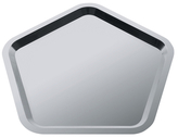 Alessi Territoire Intime Stainless Steel Tray