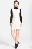 Theory 'Myrelle Wool Blend Shift Dress