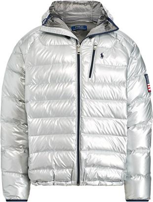 Ralph Lauren Glacier Heated Down Jacket