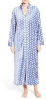 Carole Hochman Women's Front Zip Velour Robe