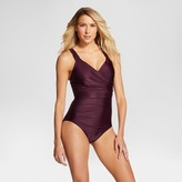 Merona Women's Macramé Strap One Piece