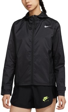 Nike Women's Essential Water-Repellent Runnning Jacket