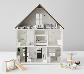 Pottery Barn Kids Full Dollhouse Accessory Set