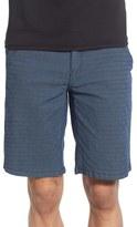 Ezekiel Men's 'Gridlock' Grid Textured Shorts