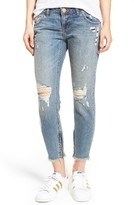 One Teaspoon Women's Freebirds Ripped Jeans