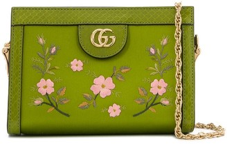 Gucci Ophidia floral-print shoulder bag