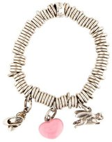 Links of London Multi Charm Sweetie Bracelet