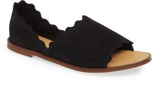 Klub Nico Lisette Scalloped Slip-On Flat