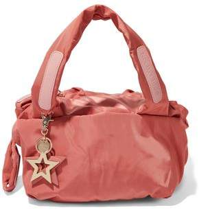 See by Chloe Joyrider Small Leather-appliqued Shell Shoulder Bag