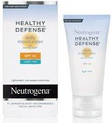 Neutrogena Daily Moisturizer SPF 30, Light Tint 1.7 Oz / 50 G (Pack of 4)