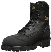 "Chippewa Men's 8"" Waterproof Insulated Comp Toe EH 55058 Logger Boot"