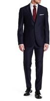 HUGO BOSS Renold/Wyatt Two Button Notch Lapel Trim Fit Suit