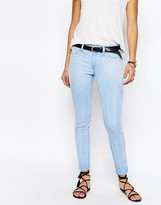 Blank NYC Overdyed Skinny Jeans