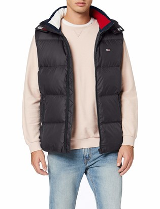 Tommy Jeans Men's TJM Essential Down Gilet Vest