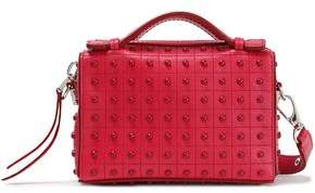 Tod's Studded Leather Shoulder Bag