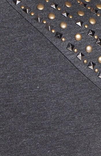 Nanette Lepore 'Caravan' Studded Stretch Sheath Dress