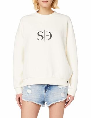 Superdry Women's Edit Slouchy Crew Sweatshirt