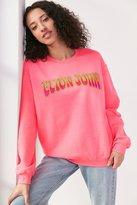 Elton John Crew-Neck Sweatshirt